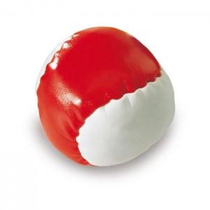 Antistresový míček, červený