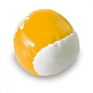 Antistresový míček, žlutý