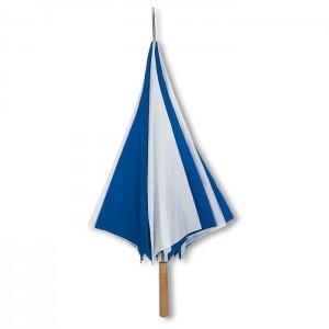 Deštník, průměr 116 cm, tm. modrý