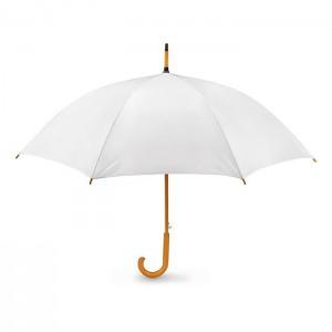 Automatický deštník, průměr 104 cm, bílá