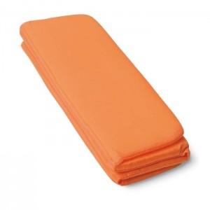 Podložka na sezení, oranžová