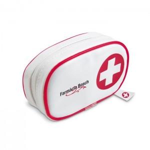 Lekárníčka první pomoci, červená