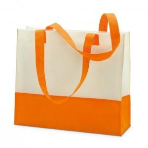 Nákupní taška, oranžová
