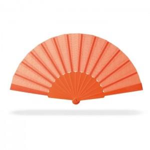 Vějíř, oranžový