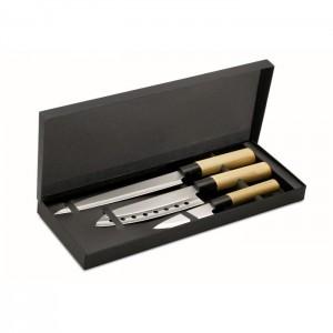 Sada nožů, 3 ks