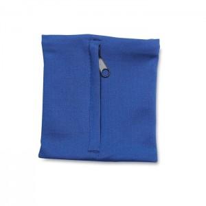 Peněženka na zápěstí, modrá