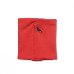 Peněženka na zápěstí, červená
