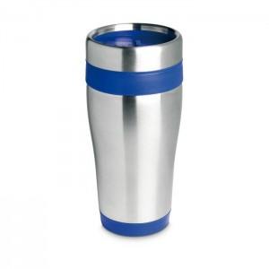 Nerezový termohrnek, modrá