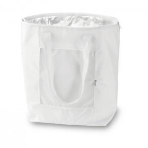 Skládací termotaška, bílá