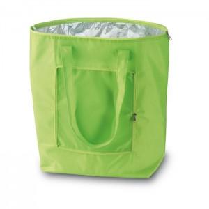 Skládací termotaška, světle zelená