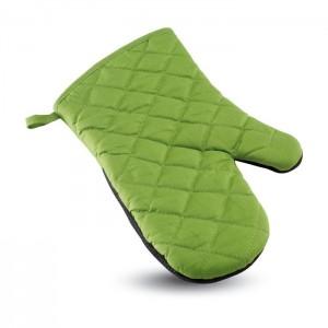 Pogumovaná kuchyňská chňapka, zelená