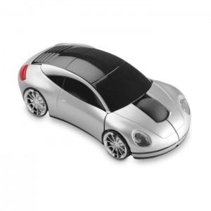 Bezdrátová myš k PC, stříbrná