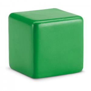 Antistresová kostka, zelená