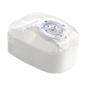 Náramkové hodinky, bílá