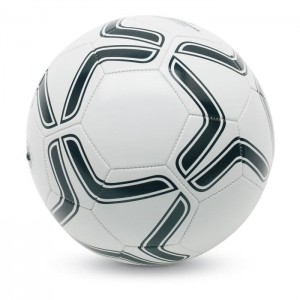 Fotbalový míč, bílo/černá