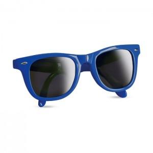 Skládací sluneční brýle, modrá
