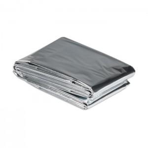 Nouzová deka, stříbrná