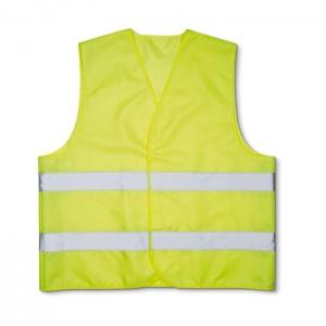 Reflexní vesta, žlutá
