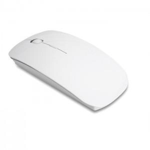 Bezdrátová optická myš, bílá