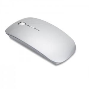 Bezdrátová optická myš, stříbrná