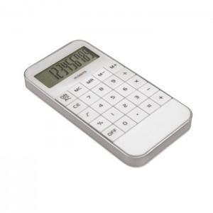 Kalkulačka, bílá