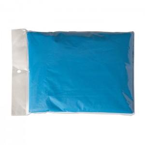"""Dětská pláštěnka """"poncho"""", modrá"""