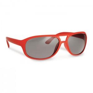 Sluneční brýle, červená