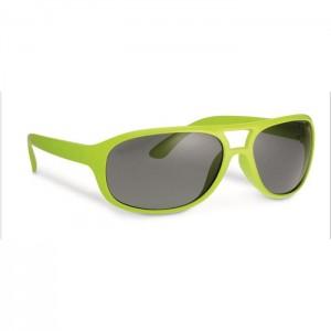 Sluneční brýle, světle zelená
