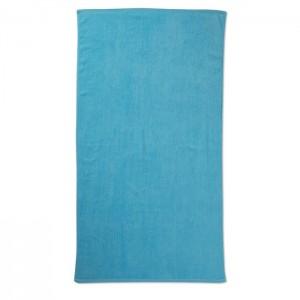 Plážová osuška, modrá