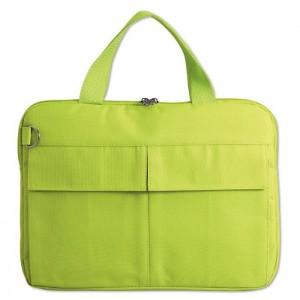"""Batoh na notebook 14"""", světle zelená"""