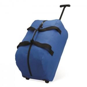 Cestovní taška na kolečkách, tyrkysová