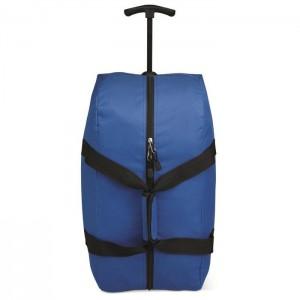 Cestovní taška na kolečkách, královská modrá