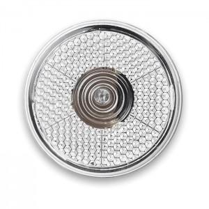 Blikající LED světlo, bílá