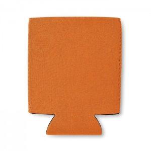 Termoobal na plechovku, oranžová