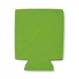 Termoobal na plechovku, světle zelená