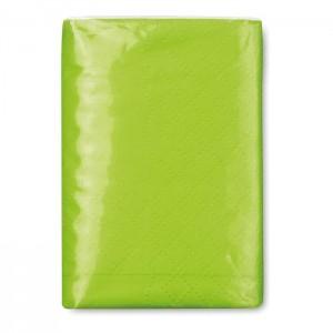 Papírové kapesníčky, světle zelená