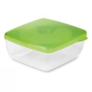 Malý chladící box, světle zelená