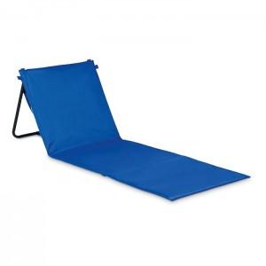 Plážová podložka a taška, královská modrá