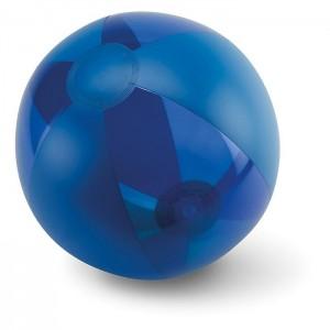 Nafukovací plážový míč, modrá