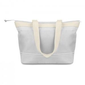 Plážová taška, šedá
