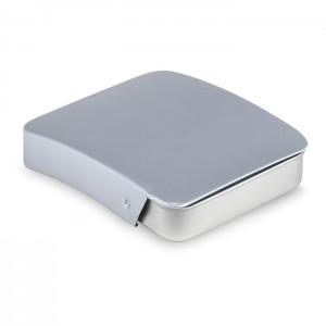 Krabička s mentolovými bonbóny 10 gr, stříbrná