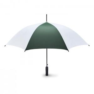 Automatický deštník průměr 103 cm, zelená