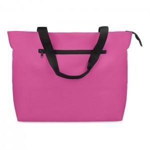 Velká plážová taška, růžová