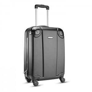 Kufr na kolečkách, černá