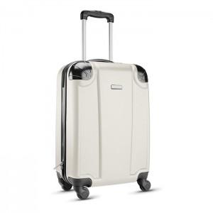Kufr na kolečkách, béžová