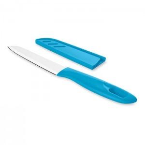 Nerezový nůž, tyrkysová