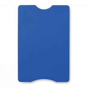 Plastový RFID obal, modrá