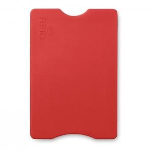 Plastový RFID obal, červená
