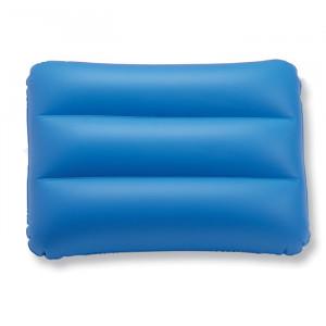 Plážový nafukovací polštář, modrý