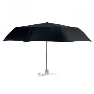 Dámský mini deštník v pouzdře, černá